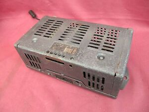 Vintage 1950s 1960s Becker Mexico Radio External Amp Power Supply