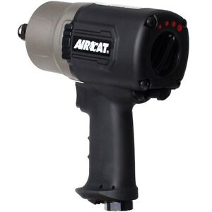 Aircat 1770 Xl 3 4 Super Duty Composite Impact Wrench With Free Shipping