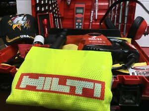 Hilti Te 16 Preowned Excellent Condition With Free Extras Fast Shipping