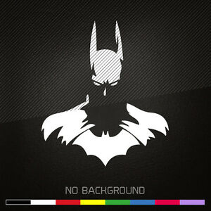 Batman Dark Knight Decal Sticker Dc Marvel Suicide Squad Choose Color