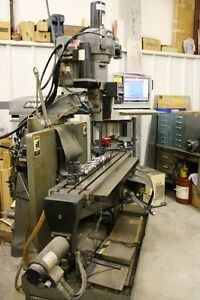 Bridgeport Series I Cnc Vertical Milling Machine