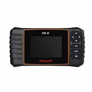 Icarsoft Fd Ii For Ford Holden Obd2 Obd Ii Diagnostic Scan Tool Service Reset