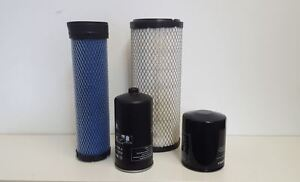 Mahindra Tractor Economy Pack Of 4 Filters 0455 0456 8618 0789b91