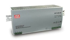 Mean Well Drt 960 48 Ac dc Power Supply Single out 48v 20a 960w Us Authorized