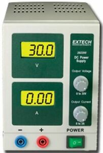 Extech 382202 Ac dc Power Supply Single out 18v 3a Us Authorized Distributor