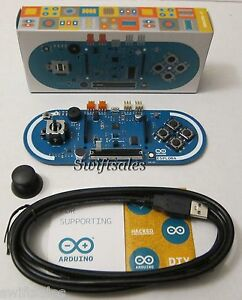 Arduino Esplora Italian Made Game Board With Joystick New Retail Package