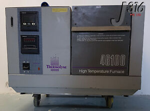 4902 Thermolyne High Temperature Furnace 46100 F46120cm