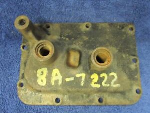 1949 50 Ford 3 Speed Transmission Shift Housing Cover Nos Ford 716