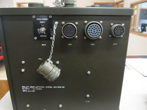 Mep 006a Special Relay Assembly 81996 70 1053 82181 60kw 50 60 Hz Nsn 6115 00 24