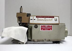 Union Special 39800 2 needle 4 thread Serger Industrial Sewing Machine Head Only