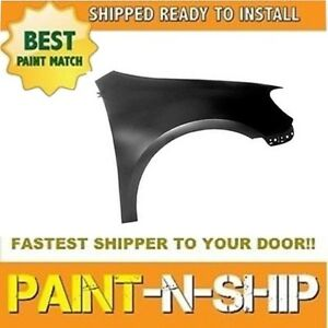 Fits 2010 2011 2012 2013 2014 Volkswagen Golf Gti Right Fender Painted vw1241139