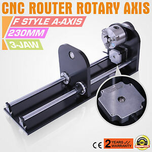 Cnc Router Rotary Axis With 80mm Rotational Accessory Engraver Laser Cutter