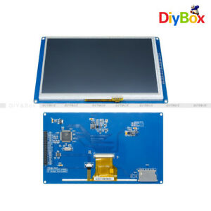 7 Inch Tft Lcd Module Display 800x480 Ssd1963 Touch Pwm Arduino Avr Stm32 Arm D
