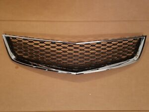Fits 2010 2015 Chevy Equinox Front Bumper Radiator Bottom Lower Grille New