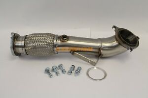 Plm Power Driven Downpipe Ford Fiesta 2014 17 Ecoboost St Turbo 3 0 Race Exhaust