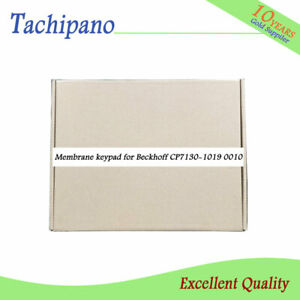 Membrane Switch Keypad Keyboard For Beckhoff Cp7130 1019 0010