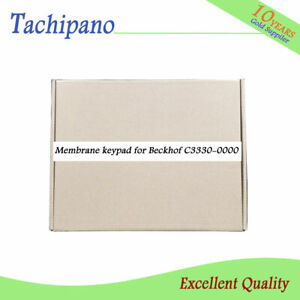 Membrane Switch Keypad Keyboard For Beckhoff C3330 0000