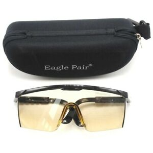 Od4 190 540 800 2000nm Laser Protective Goggles Glasses Ce Eaglepair Ep 1 9