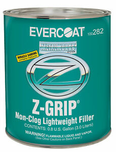 Z Grip Auto Body Filler Gallon