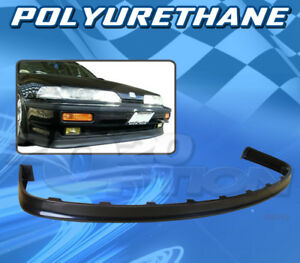 For Acura Integra 90 91 Jdp Style Front Bumper Lip Body Kit Polyurethane Pu