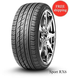 4 New 245 40zr20 95w Joyroad Sport Rx6 A T A S Uhp Radial Tires P245 40r20