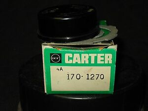 Nos Carter 170 1270 Carburetor Choke Thermostat Th99 2 Bbl Ford Lincoln Mercury