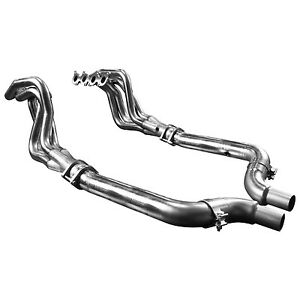 Kooks Long Tube Header W Off Road Connection Pipe For Mustang Gt 2015 11151h41