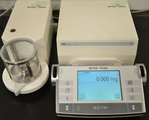 Mettler Toledo Mx5 Microbalance Calibrated 90 Days Warranty