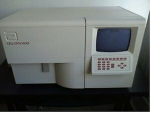 Hematology Analyzer Cell Dyn 1400 Equipo De Hematologia