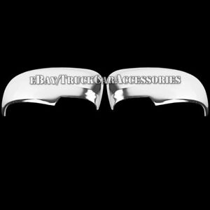 For Toyota Prius V 2010 2011 2012 2013 2014 2015 Chrome Mirror Covers W O Signal