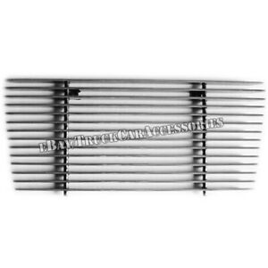 For Chevy Avalanche 2007 2010 2011 1pc Lower Center License Plate Grille Bolt on
