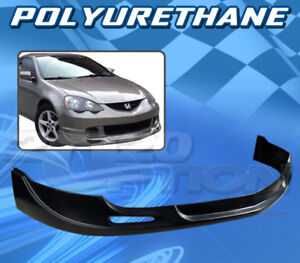For Acura Rsx 02 04 Dc5 T c Style Front Bumper Lip Body Kit Polyurethane Pu
