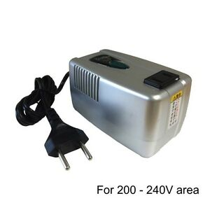 Kashimura Voltage Transformer Step Down Converter 220 240v To 100v 100w Japan