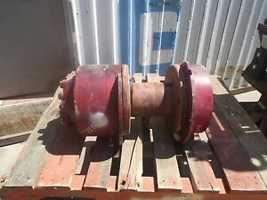 Gearmatic Winch Model 25 11 10 11 00