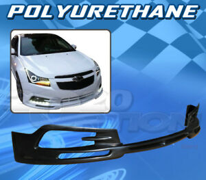 For Chevrolet Cruze 11 12 T 3 Style Front Bumper Lip Body Kit Polyurethane Pu