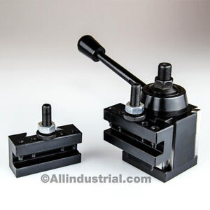 3 Pc Axa Wedge Tool Post Intro Set Cnc Turning facing Boring Lathe Holders