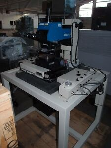 Reichert Jung Polylite Z Stand Inspection Microscope