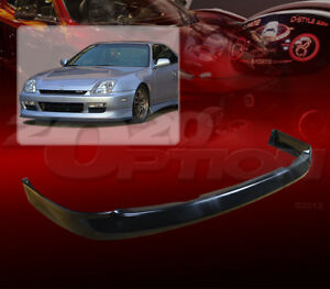 For Honda Prelude 97 01 T oe Style Front Bumper Lip Body Kit Polyurethane Pu