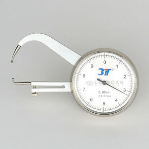 Lens Thickness Gauge Lens Thickness Caliper For Measuring Lens Thickness