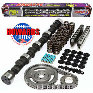 Howard s 1600 6000 Rpm Bbc Street Force 279 289 527 533 112 Hyd Cam Kit