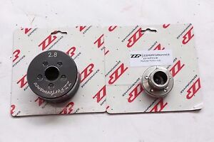 Zzperformance M90 3 8l 3800 Modular 2 8 Supercharger Pulley System W Hub