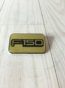 Racing Champion 1996 Ford F 150 Truck 45 Emblem Used