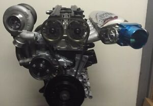 2jz Gte Turbo 1200 Hp 3 2l Engine Toyota Supra Mk4 Aristo