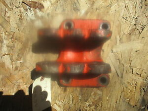 190 Gas Allis Chalmers Tractor 3 Point Hitch Top Bracket Am 5350 1 Free Shipping