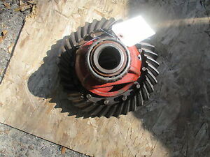 190 Gas Allis Chalmers Tractor Differential Ring Gear Assembly Housing