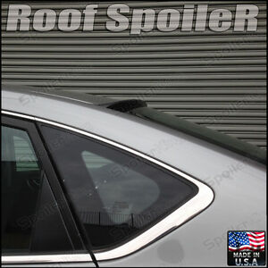 244r Rear Roof Window Spoiler Made In Usa fits Jetta Iv 1999 2004 4dr
