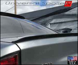 Universal Rear Trunk Add on Lip Spoiler Wing fits Custom 58 5 Width 244l