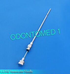 Cone Ventricular Needle 2mm Eye Instruments