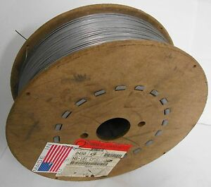 National Standard Ns 101 Cf Copper Free Welding Wire 045 45lbs