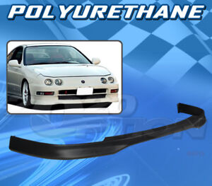 For Acura Integra 94 97 Jdm r Style Front Bumper Lip Body Kit Polyurethane Pu